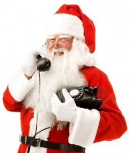 SantaPhoneMessage